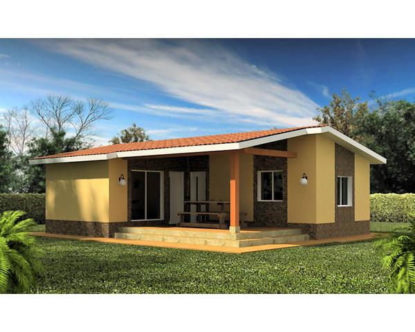 Casas de obra mixta casas de madera en tenerife y mas - Casa prefabricadas tenerife ...