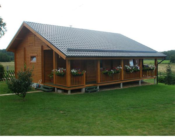 Casas de madera y cierre mixto casas de madera en tenerife - Casas de madera en alcorcon ...